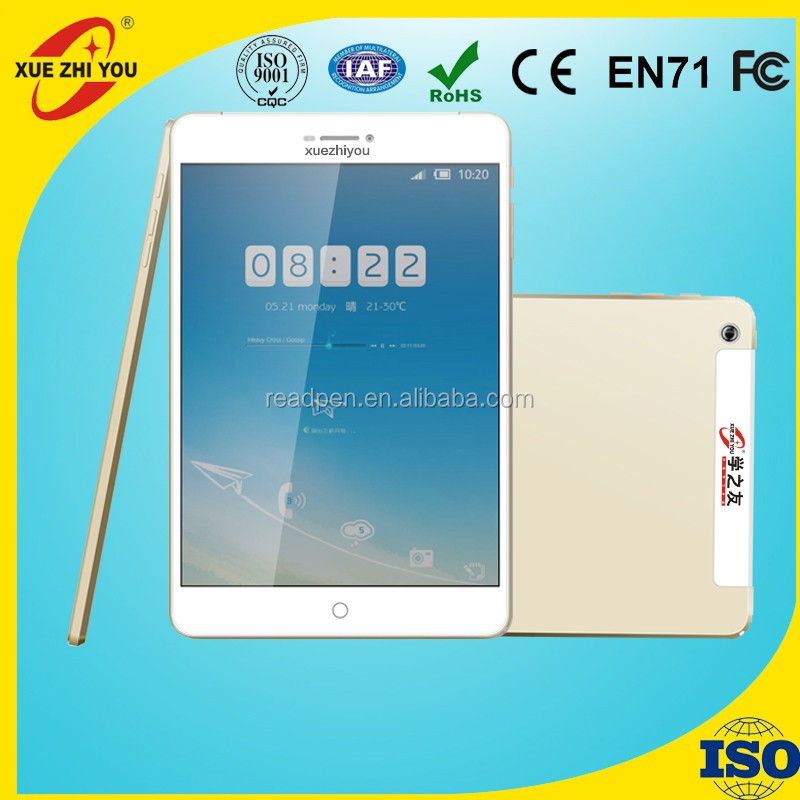 2016 low price 7.85 inch Tablet PC Android 4.4 Quad-core GPS 3G Mini Pad Good quality Tabet pc