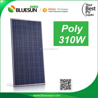 Poly 310watt good quality cheap pv solar panel for india market