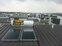 Solar Water Heater Malaysia 66 Gallons