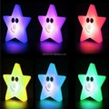 2018 Hot Sales Star Shape Light Lamp Toy