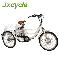 adult electric tricycle for old people from jinxin