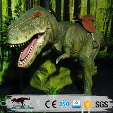 OA-RD-L43 Fashion Robot Mechanical Walking Dinosaur Ride