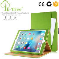 Smart Wake Up Magnetic Leather Flip Cover Child Proof Tablet Case For Apple iPad Pro 9.7 inch