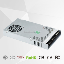 200w 40A ultra thin smps 110v/220v Ac input to dc led driver 5v switching power supply