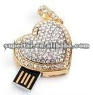 wholesale generic flash disk/jewelry flash drive.