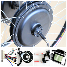Agile High Power 1500w Electric Bicycle 700c Wheel Kit