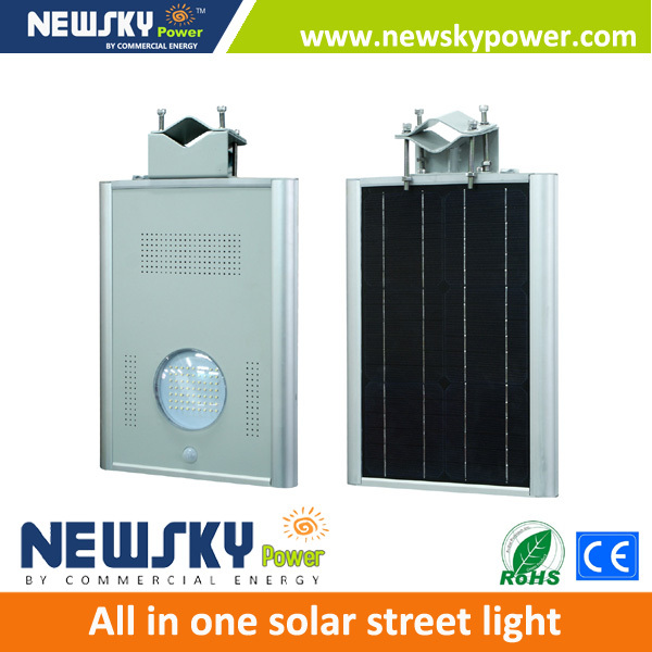 solar light street integrated solar led street light solar power energy street light pole