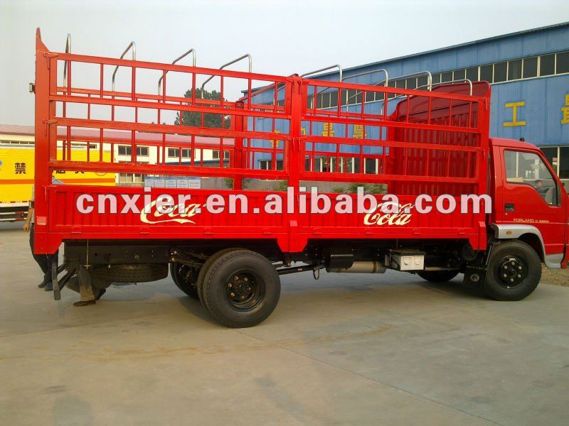 Plastic new cargo van chana mini truck