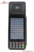 WAYPOTAT handheld fingerprint pos terminal for traffic police move law enforcement vpos3385