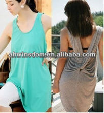 HIGH QUALITY FASHION BACKLESS DRESS FOR WOMEN
