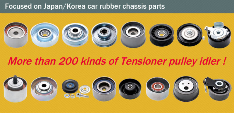 Timing Belt Idler Pulley For Mitsubishi Pajero Sport Pickup Triton <strong>L200</strong> KH4W KA4T KB4T 4D56 1145A078 MN176844
