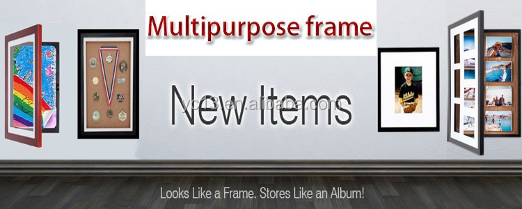 store and display art cabinet frame