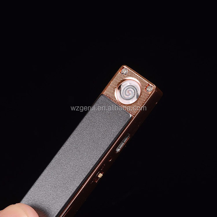 Hot selling portable USB rechargeable Electronic cigarette lighter