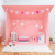 Olivia's Little World - Princess White Trundle Bed | Wooden 18 inch Doll Furniture