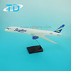Miniature Boeing B757-200 Resin Cargo Aircraft Model