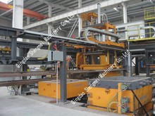 V process metal casting foundry molding machine with best price