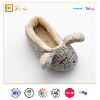 Fashionable Cute Kids Ballerina Slippers