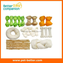 Natural and Bleached Bones for Dog Chews Bones Flavored Dog Chews