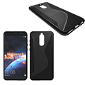 2017 Hot Products Soft TPU Cover For Huawei Maimang 6 / Honor 9i / Mate 10 Lite Case