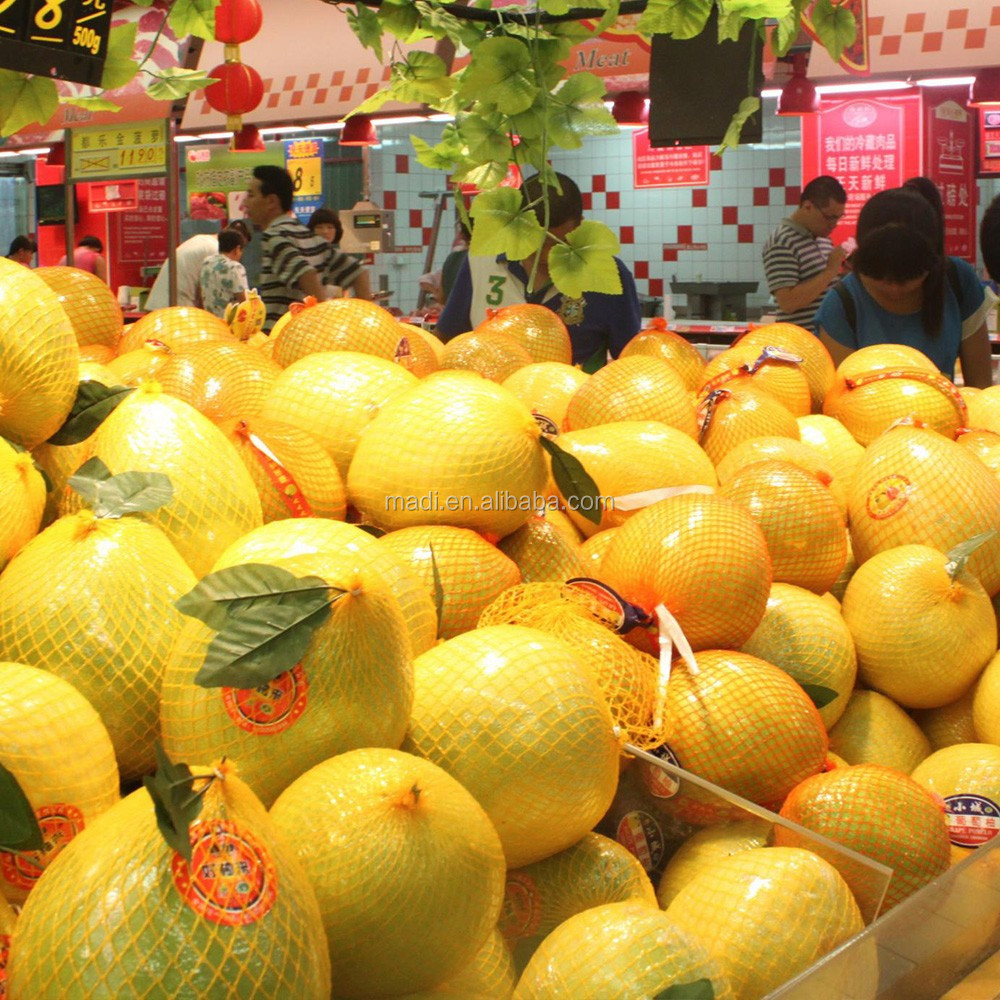 Buy fresh fruit honey yellow pomelo with High MRL Standard from China