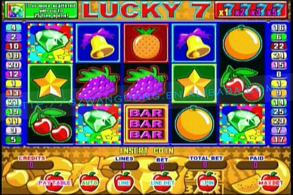 USA best sell kino games software,casino software game LUCKY 7 ,games software LUCK 25