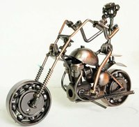 iron craft motorbike iron motorcycle model gift