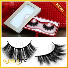 Premium packaging and real fur! Horse hair eyelashes made in indonesia