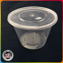 Plastic food grade shipping custom made food packaging container for food