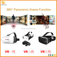 first generation VR BOX 3D Glasses Virtual Reality Headset for smartphone