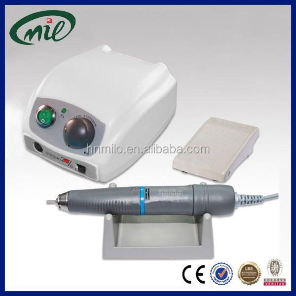 107 handpiece 35,000rpm Saeshin micromotor nail drill micromotor strong 207b