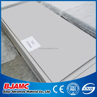High quality pure rolled tantalum plate