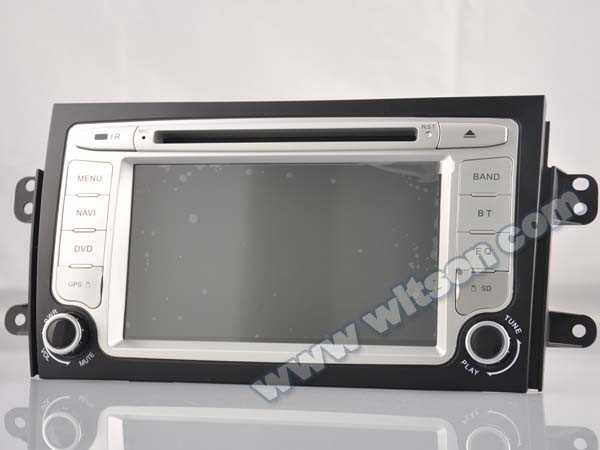 WITSON ANDROID 4.4 CAR DVD FOR SUZUKI SX4 2006-2012 WITH RAM 8GB FLASH RDS STEERING WHEEL SUPPORT