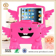 Angel EVA childproof shock proof case for tablet with free standing feet