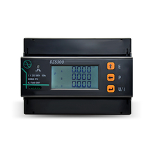 Heyuan DZS300 digital three phase multimeter remote hour <strong>meter</strong>