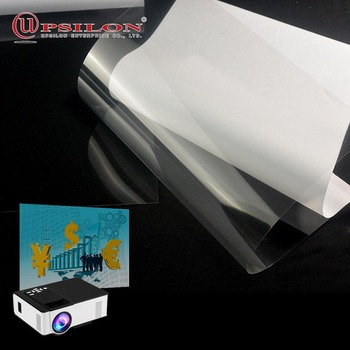 Lower Price Full Color Inkjet Projector Screen Film