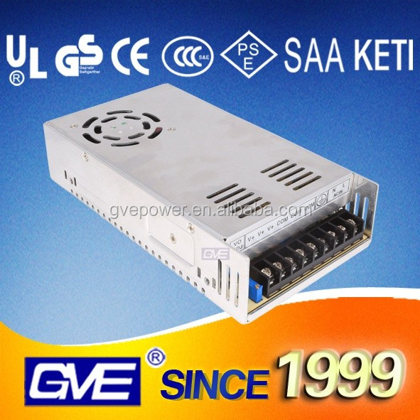 High quality 24V 15A 360w switch mode power supply for reveals ark with 3 years warranty