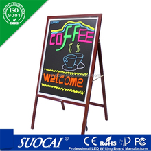 Top selling products in alibaba express neon light sign for advertising