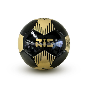 Customized design best quality PU soccer ball