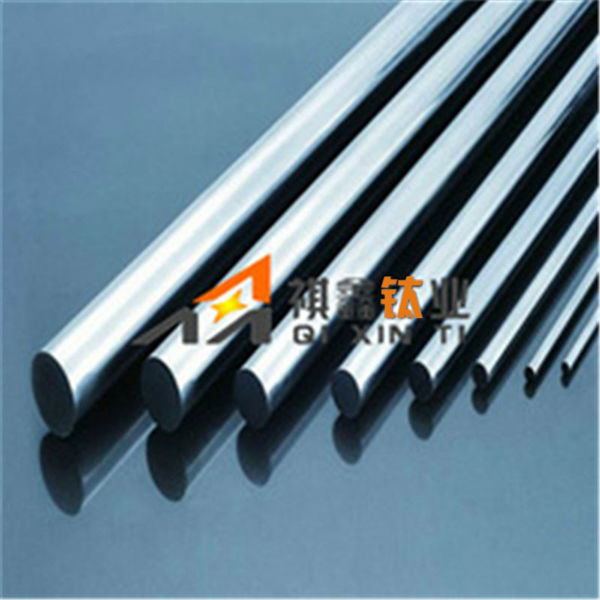 Rolling Titanium tubes for heat exchanger