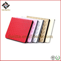 2016 snake skin leather case for ipad 2