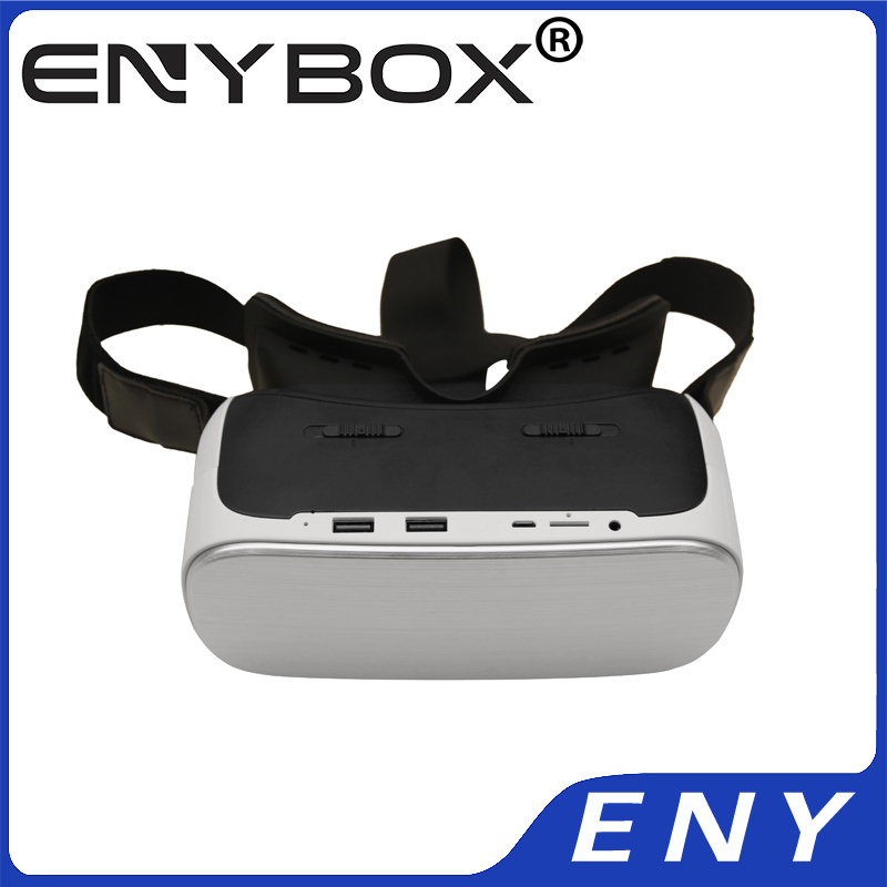 VR1 NO.1 VR all in one headset box , android vr 3d glass ,all in one 3d glass from ENY
