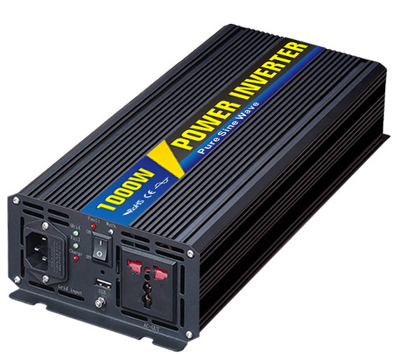 variable 12/24/48V dc to ac 110v 220v 1kw 2kw 3kw 5kw 50/60hz with UPS AC charger pure sine wave inverter