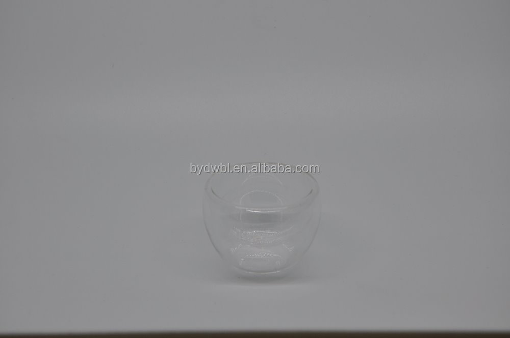 Low price glass cup for hotel