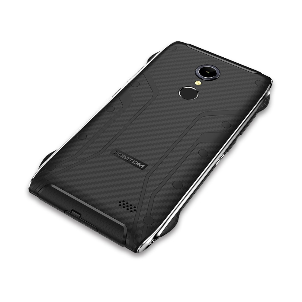 HOMTOM HT20 Android 6.0 MTK6737 Quad Core Cellphone 4G Waterproof IP68 mobile phone