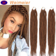 Wholesale Factory Price No Tangle Senegal Twist Crochet Synthetic Braiding Hair Extension