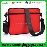 tablet sleeve 10.1 with removable strap neoprene case for iPad