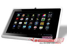 New coming 7 inch RK2926 HD android tablet pc