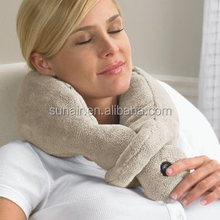 Wholesale U Shape Electric Neck Massage Vibration Pillow Battery Operated Vibrating Massage Pillow