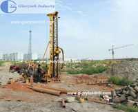 GL-IIA multi-functional water well drilling rigs for sale in canada