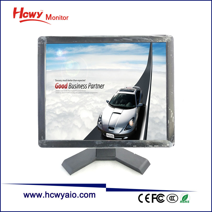 "Full HD 21"" 22"" 23"" 24"" 27"" HDMI Input CCTV Monitor For Security Surveillance Desktop Monitor"